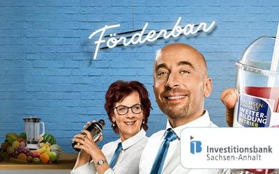 wir werden gefördert durch die Investitionsbank Sachsen-Anhalt